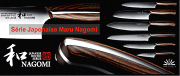 NAGOMI MARU - JAPANESE KITCHEN KNIVES