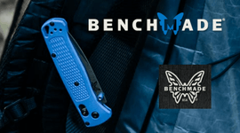 BENCHMADE, folding knives, tactical knives