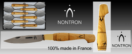 NONTRON, Folding knives