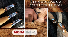Wood carving knives and hooks