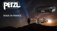 lampes frontales PETZL