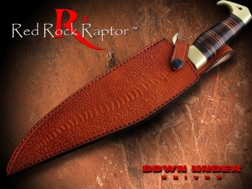 Couteau Red Rock Raptor R3 Down Under knives