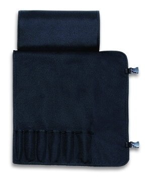 Empty textile roll bag  for 6 pieces Dick