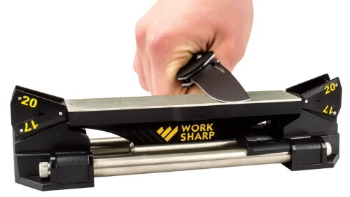 Work Sharp Guided sharpening system WSGSS