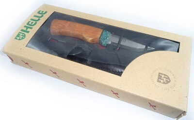 Helle knife Varg 162