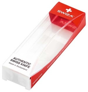 Swiss knife Swiza D03 white