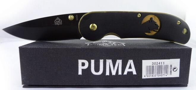 Pocket knife Puma-Tec 302411