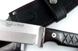 Hunting knife fix blade Nieto Mustang+ 6503