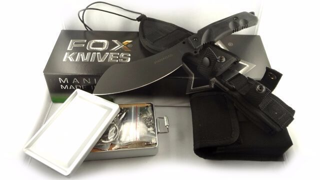 Fox knife Panabas FX509