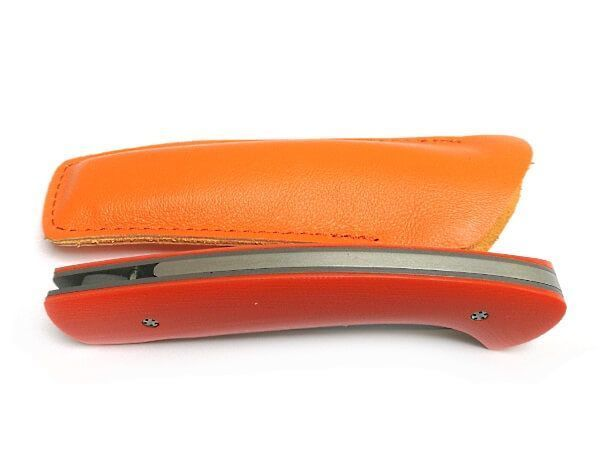folding knife 1515 orange handle