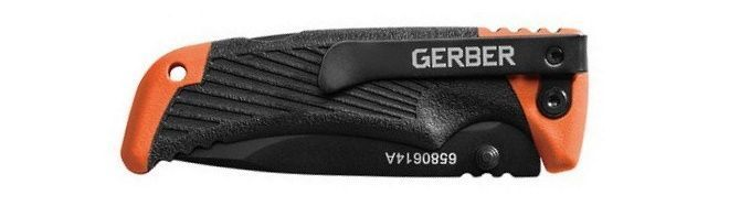 Folding knife Gerber Bear Grylls scout  black fe