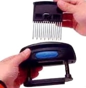 Professional Meat Tenderizer Simply Better PRO-45, 45 blades - Jaccard