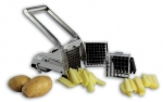 Stainless steel domestic french fry cutter