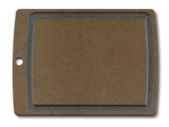Chopping board Victorinox 37x28.5x0.6 cm brown/black