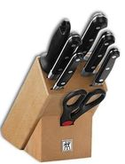 knife block  8 pcs Zwilling Professional S