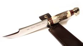 Couteau de chasse Linder African Hunter 992673