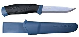 Mora Companion Adventure navy blau outdoor messer