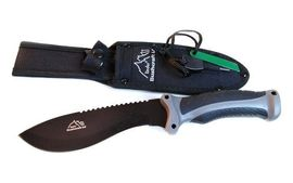 Linder Bushcraft LC knife