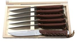 Wildsteer Lady Wild 6 knives box