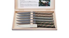 Wildsteer Lady Wild2 6 knives box