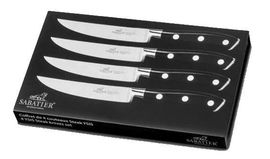 Box witk 4 steak knives Ysis