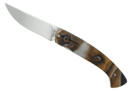 1515 Alsac folding knife Dog
