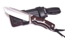 Nieto Archer Cocobolo, survival or outdoor knife