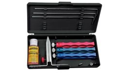 Lansky 3 Stone Sharpening Kit