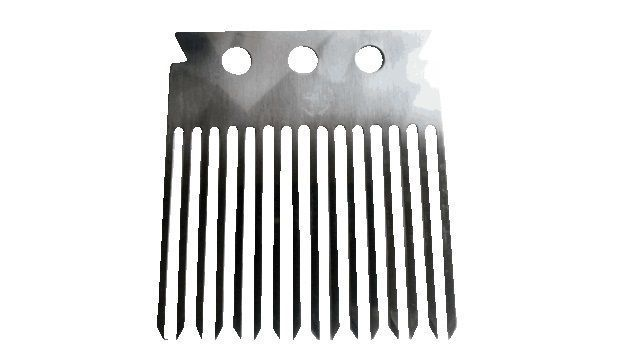 48 blade Pro Meat Tenderizer Kitchen Tool New Stainless Steel Needle Prongs
