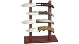 Cudeman display stand-712P 4 knives