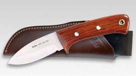 Hunting knife Linder field drop point Hunter 9cm
