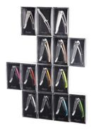 Boxed set of 14 Deejo knives +3 free