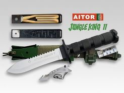Couteau de survie Aitor Jungle King II