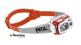 Petzl Orange headlamp 900 lumen