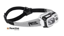 Petzl Black headlamp 900 lumen