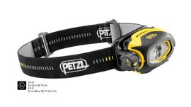"Petzl headlamp ""PIXA 2"" 80 lumen"