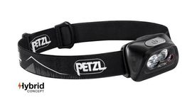 "Petzl headlamp ""ACTIK"" Black 350 lumen"