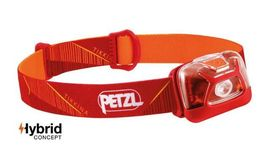 "E091DA01-Petzl headlamp ""Tikkina"" Red 250 lumen"