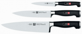 Messerset 3 tlg  Zwilling Henckels Four Star II