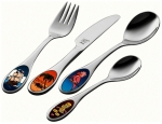 "Flatware Zwilling Henckels 4 pieces ""Adventure"""