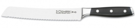 "Bread knife 8""  3 Claveles Toledo"