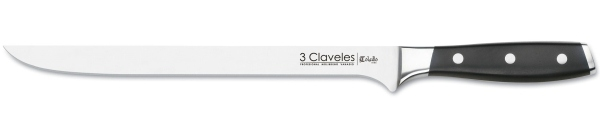 "Slicing knife 10""  3 Claveles Toledo"
