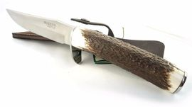 Hunting knife Handle stag horn  Joker CC33