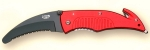 Folding rescue knife JKR 0318