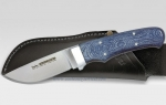 Fixed blade knife Linder Jeans custom SE 143609