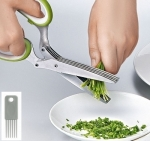 Scissors for herbs