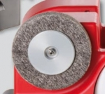 Felt polishing disc for Grinding machine DICK SM-111