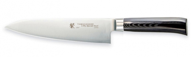 Chef's knife Tamahagane 7""