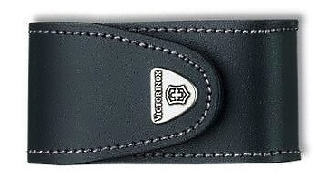 Leather knife pouch Victorinox 4.0521.3