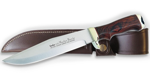 Bowie knife Linder Master Bowie II